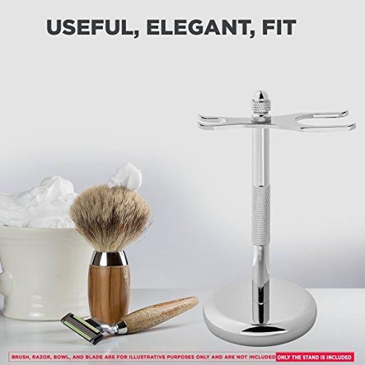 Razor and Brush Stand 2