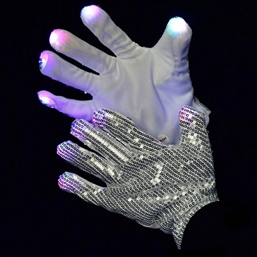 rave gloves