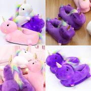 unicorn slippers (2)